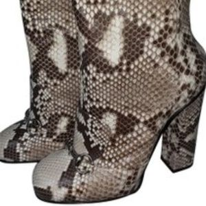 Gucci Booties--Like new